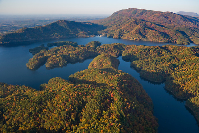 Ocoee Lake - Cherokee National Forest