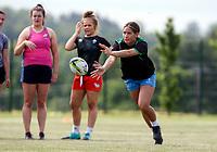 Sunday 4th July 2021; Ulster Women's U18 and U21 Squads training at Newforge Country Club, Belfast Northern Ireland. Photo by John Dickson/Dicksondigital