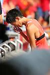 Yusuke Suzuki (JPN), <br /> AUGUST 23, 2015 - Athletics : <br /> 15th IAAF World Championships in Athletics Beijing 2015 <br /> Men's 20km Race Walk Final <br /> at Beijing National Stadium in Beijing, China. <br /> (Photo by YUTAKA/AFLO SPORT)