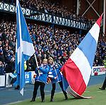Rangers flagbearers