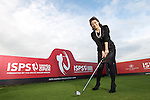 ISPS Handa Wales Open Announcement at the Celtic Manor Resort..Midori Miyazaki, Executive Director International Affairs, ISPS, launches the ISPS Handa Wales Open at The Celtic Manor Resort.28.11.11.©Steve Pope