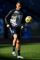 Cristiano Ronaldo of Juventus FC warms up during the Serie A football match between SS Lazio  and Juventus FC at Olimpico Stadium in Roma (Italy), November 8th, 2020. Photo Antonietta Baldassarre / Insidefoto