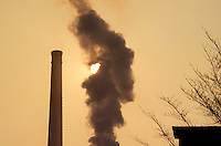 - industrial pollution....- inquinamento industriale