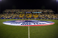 COLUMBUS, OH - NOVEMBER 07: MAPFRE Stadium during a game between Sweden and USWNT at MAPFRE Stadium on November 07, 2019 in Columbus, Ohio.
