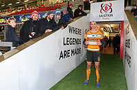 Saturday 22nd February 2020 | Ulster vs Cheetahs<br /> <br /> Ruan Pienaar during the PRO14 Round 12 clash between Ulster and the Cheetahs at Kingspan Stadium, Ravenhill Park, Belfast, Northern Ireland. Photo by John Dickson / DICKSONDIGITAL