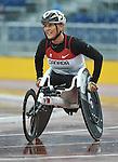 Diane Roy, Toronto 2015 - Para Athletics // Para-athlétisme.<br /> Diane Roy competes in the Women's 800m T54 Final // Diane Roy participe à la finale du 800 m T54 féminin. 10/08/2015.