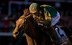AUG 24: Code of Honor with John Velazquez wins the Travers Stakes at Saratoga Racecourse in New York on August 24, 2019. Evers/Eclipse Sportswire/CSM