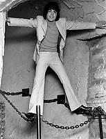 Normand Gelinas<br />  le 5 juin 1969<br /> <br /> Photographe : Photo Moderne <br /> - Agence Quebec Presse