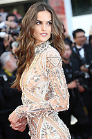 IZABEL GOULARD<br /> The Beguiled' Red Carpet Arrivals - The 70th Annual Cannes Film Festival<br /> CANNES, FRANCE - MAY 24 attends the 'The Beguiled' screening during the 70th annual Cannes Film Festival at Palais des Festivals on May 24, 2017 in Cannes, France