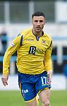 St Johnstone FC….Season 2019-20 <br />Michael O'Halloran<br />Picture by Graeme Hart. <br />Copyright Perthshire Picture Agency<br />Tel: 01738 623350  Mobile: 07990 594431