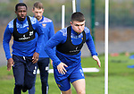 St Johnstone Training...<br />Glenn Middleton pictured during training ahead of tomorrow nights Premier Sports Cup quarter final against Dundee<br />Picture by Graeme Hart.<br />Copyright Perthshire Picture Agency<br />Tel: 01738 623350  Mobile: 07990 594431