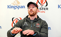 Monday 28th October 2019 | Ulster Rugby Match Briefing<br /> <br /> Roddy Grant at the Match Briefing ahead of Ulster's PRO14 Round 5 clash against Zebre at Kingspan Stadium, Ravenhill Park, Belfast, Northern Ireland. Photo by John Dickson / DICKSONDIGITAL