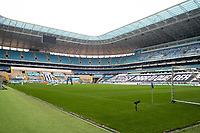 13th September 2020; Arena do Gremio Stadium, Porto Alegre, Brazil; Brazilian Serie A, Gremio versus Fortaleza; General view of the Arena do Gremio Stadium empty due to the covid-19 pandemic