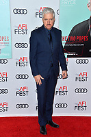 "LOS ANGELES, USA. November 17, 2019: Writer Anthony McCarten at the gala screening for ""The Two Popes"" as part of the AFI Fest 2019 at the TCL Chinese Theatre.<br /> Picture: Paul Smith/Featureflash"