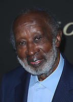 SANTA MONICA, CA - OCT 7:   Clarence Avant at the City Of Hope Spirit Of Life Gala 2019 at the Barker Hangar on October 7. 2019 in Santa Monica, California. (Photo by Xavier Collin/PictureGroup)