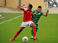 Barranquilla F. C. vs Deportes Quindio, 09-03-2021. TBP I_2021