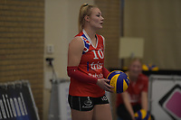 VOLLEYBAL: SNEEK: 30-11-2019, VC Sneek -Team Eurosped, uitslag 1-3, ©foto Martin de Jong