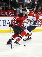 Vitaly Vishnevski (Devils)<br /> New Jersey Devils vs. Florida Panthers<br /> *** Local Caption *** Foto ist honorarpflichtig! zzgl. gesetzl. MwSt. Auf Anfrage in hoeherer Qualitaet/Aufloesung. Belegexemplar an: Marc Schueler, Am Ziegelfalltor 4, 64625 Bensheim, Tel. +49 (0) 6251 86 96 134, www.gameday-mediaservices.de. Email: marc.schueler@gameday-mediaservices.de, Bankverbindung: Volksbank Bergstrasse, Kto.: 151297, BLZ: 50960101