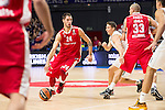 Real Madrid and Crvena Zvezda Telekom during Euroligue Basketball at Barclaycard Center in Madrid, October 22, 2015<br /> Jovic.<br /> (ALTERPHOTOS/BorjaB.Hojas)