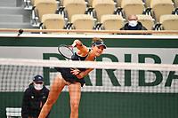 6th October 2020, Roland Garros, Paris, France; French Open tennis, Roland Garros 2020; Podoroska - (Arg)