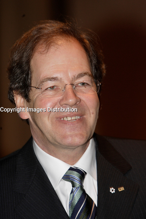 Serge Godin, Founder and Executive Chairman of the Board, CGI Group Inc.<br />