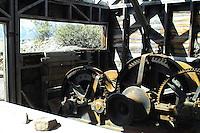 Winch gears at Kennicott Mine.