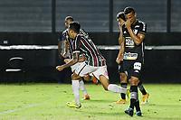 Rio de Janeiro (RJ), 24/01/2021  - Fluminense-Botafogo - Lucca jogador do Fluminense comemora seu gol,durante partida contra o Botafogo,válida pela 32ª rodada do Campeonato Brasileiro 2020,realizada no Estádio de São Januário,na zona norte do Rio de Janeiro,neste domingo (24).
