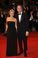 PAOLO SORRENTINO AND DANIELLA<br /> 'In The Fade (Aus Dem Nichts)' Red Carpet Arrivals - The 70th Annual Cannes Film Festival<br /> CANNES, FRANCE - MAY 26: attends the 'In The Fade (Aus Dem Nichts)' screening during the 70th annual Cannes Film Festival at Palais des Festivals on May 26, 2017 in Cannes, France