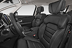 Front seat view of a 2018 Renault Grand Scenic initiale paris 5 Door Mini Van front seat car photos