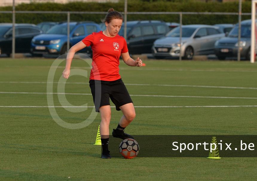 Lin Buntinx from FC Alken