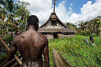 The Sepik River, Papua New Guinea.
