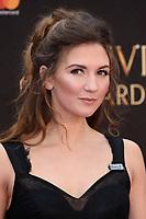 Summer Strallen<br /> arriving for the Olivier Awards 2018 at the Royal Albert Hall, London<br /> <br /> ©Ash Knotek  D3392  08/04/2018