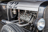 """Ford """"Rat Rod"""" by Art Harman. Amazing restoration and creation owned by one of Ford's designers."""