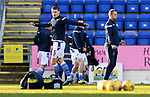 St Johnstone v St Mirren…16.01.21   McDiarmid Park     SPFL<br />Captain Jason Kerr back in the starting line up<br />Picture by Graeme Hart.<br />Copyright Perthshire Picture Agency<br />Tel: 01738 623350  Mobile: 07990 594431
