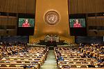 72 General Debate – 22 September <br /> <br /> <br /> <br /> Minister for Foreign Affairs of Sweden,  Margot Wallström.