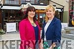 Members of the Listowel Writers Week committee, Aimée Keane and Catherine Moylan
