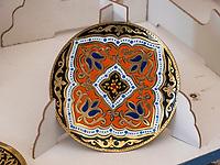 Souvenirs am Registan, Samarkand, Usbekistan, Asien<br /> Souvenir at Registan, Samarkand, Uzbekistan, Asia