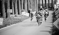 escape group in the local laps<br /> <br /> 71st Nokere Koerse