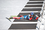MARTELL-VAL MARTELLO, ITALY - FEBRUARY 03: Before the Men 12.5 km Pursuit at the IBU Cup Biathlon 6 on February 03, 2013 in Martell-Val Martello, Italy. (Photo by Dirk Markgraf)