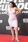Carla Vigo Ortiz, niece of Queen Letizia during the photocall for the 'Fast & Furious 9' Madrid Premiere. June 17, 2021. (ALTERPHOTOS/Acero)