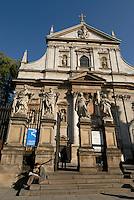 Poland, Krakow, Church of Sts. Peter and Paul, Kosciól swietego Piotra i Pawla