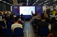 São Paulo (SP), 01/12/2019 - festival-pixelshow - O Pixel Show é o maior festival da América Latina focado em criatividade. É formado a partir das mais variadas vertentes da economia criativa (arte, design, web, televisão, cinema, ilustração, propaganda, arte de rua, arquitetura, entre outras coisas), São Paulo (SP), domingo (01).