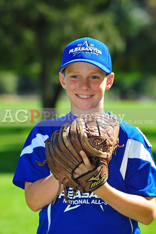 Pleasanton National Little League 2010 10 year-old All-Stars.