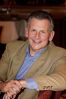 Larry Smith, CEO, and former player,<br />  Montreal Alouettes Football team<br /> <br /> photo : (c)  Images Distribution