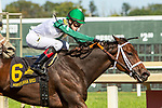 SEPT 25, 2021: Chub Wagon,#6, ridden by Jomar Torres, wins the Plum Pretty Stakes, for fillies and mares, going 1 1/16 mile, at Parx Racing, Bensalem, PA. Sue Kawczynski/Eclipse Sportswire/CSM