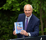"""08.06.2021 Launch of new Rangers book """"Just Champion"""" at Mr Singh's, Glasgow: Alex Totten"""