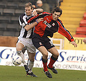 23/01/2005  Copyright Pic : James Stewart.File Name : jspa01_st mirren v airdrie.KIRK BROADFOOT AND ALAN GOW CHALLENGE FOR THE BALL....Payments to :.James Stewart Photo Agency 19 Carronlea Drive, Falkirk. FK2 8DN      Vat Reg No. 607 6932 25.Office     : +44 (0)1324 570906     .Mobile   : +44 (0)7721 416997.Fax         : +44 (0)1324 570906.E-mail  :  jim@jspa.co.uk.If you require further information then contact Jim Stewart on any of the numbers above.........A