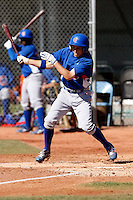 Tony Campana - Chicago Cubs - 2009 spring training.Photo by:  Bill Mitchell/Four Seam Images
