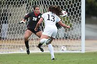 Alex Morgan  Cal Women's Soccer vs Washington State October 17th, 2010.