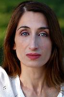 """Giselda Volodi. Attrice protagonista nel film """"Viola di mare"""".."""